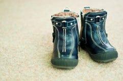Children boots Stock Photos