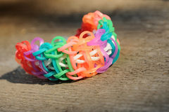 Children bracelet Royalty Free Stock Photography