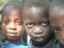 Children in Burundi Stock Photos