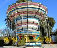 Children carousel Stock Images