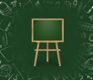 Children chalk board Stock Photos