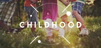 Children Childhood Be Happy Kids Concept Stock Image