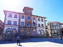 Children city hall - Muros - Spain Royalty Free Stock Image