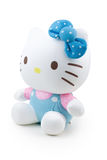 Children cloth toy-Hello Kitty figure Stock Images