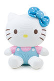 Children cloth toy-Hello Kitty figure Royalty Free Stock Images