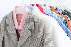 Children clothes Royalty Free Stock Photography