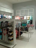 Children clothes Reserved store Royalty Free Stock Photography