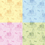 Children color texture Royalty Free Stock Images