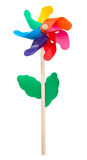 Children colorful pinwheel Royalty Free Stock Images