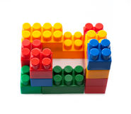 Constructor bricks Royalty Free Stock Image