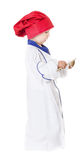 Children cook chef Royalty Free Stock Photography