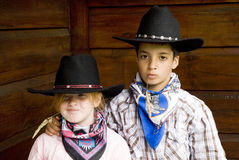 Children from the country Royalty Free Stock Image
