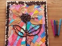 Children craft Stock Images