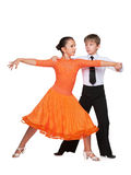 Children dance Royalty Free Stock Photos