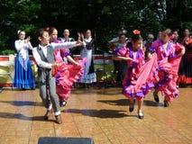 Children Dancers Royalty Free Stock Photos