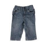 Children denim pants Royalty Free Stock Photo