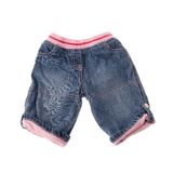 Children denim pants Stock Photos