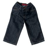 Children denim pants Royalty Free Stock Photography