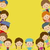 Children design Stock Images