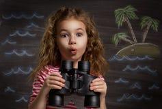Children dream Royalty Free Stock Image