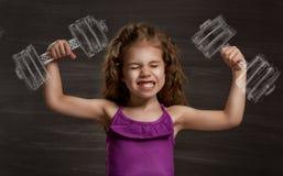 Children dream royalty free stock photo