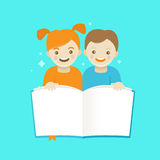 Children education concept Royalty Free Stock Images