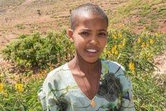 Children in Ethiopia Royalty Free Stock Photos