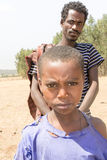 Children in Ethiopia Stock Images