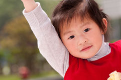 Children expressions Stock Photography