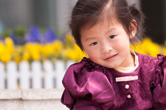 Children expressions Royalty Free Stock Image