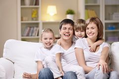 children family στοκ εικόνες με δικαίωμα ελεύθερης χρήσης