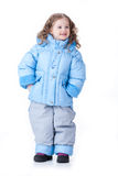 Children In Fashionable clothing Stock Photo