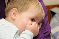 Free Children Fear Stock Photography - 36801482