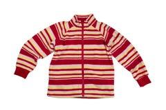 Children fleece sweatshirt Stock Photos