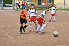 Children football Stock Photo