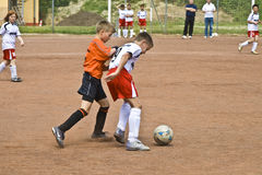 Children football Royalty Free Stock Image