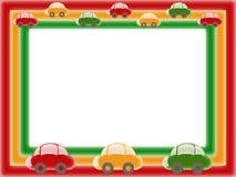 Children frame Stock Photos