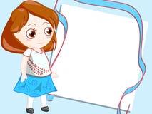 Children frame Stock Photo