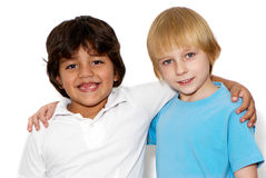Children friends Royalty Free Stock Photo