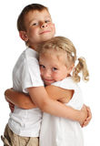 Children friends Royalty Free Stock Photos