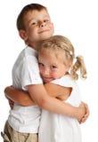 Children friends Royalty Free Stock Photos