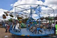 Children fun day in Nairobi Kenya Stock Images