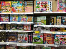 Children games Stock Images