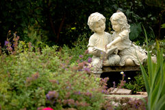 Children of the Garden Royalty Free Stock Image