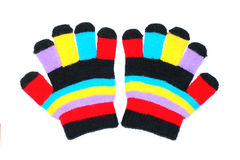 Children gloves Royalty Free Stock Photo