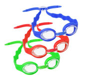 Children Goggles Stock Images