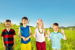 Children group Stock Photography
