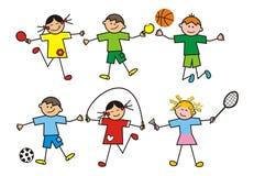 Children, group Stock Photo