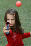 Children gun Stock Images