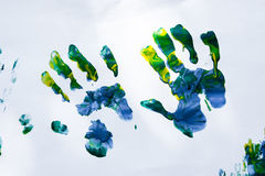 Children Hand Royalty Free Stock Image
